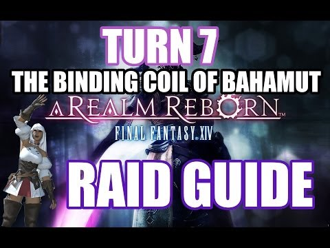 Second Coil of Bahamut - Turn 2 Raid Guide