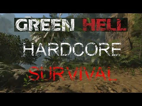 Green Hell - Try To Survive in The Amazon!
