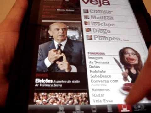 Dica de App - Veja para iPad