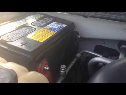 2006 Chevy Silverado Won't Start After Battery Change