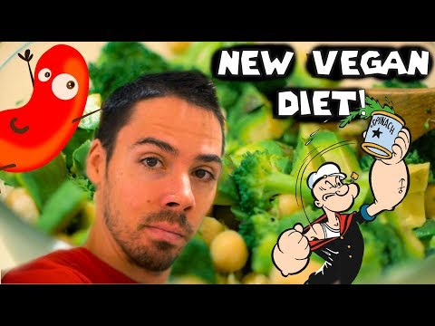Protein Overdosing Experiment: What I Eat on the Beans and Greens Diet