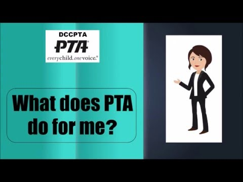 What Does PTA Do For Me?