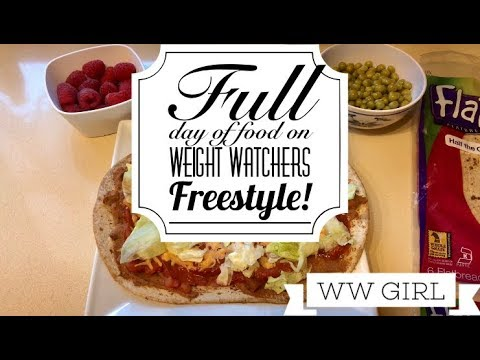 Weight Watchers Freestyle - Full Day of Food! Breakfast Lunch Dinner Dessert & Snacks!  #1