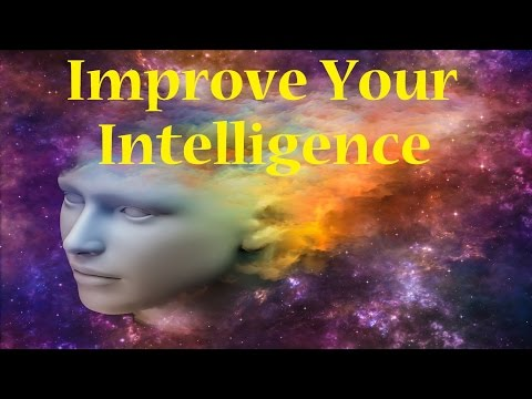 Improve Your Intelligence -  Raise Your IQ | Subliminal Messages and Isochronic Tones