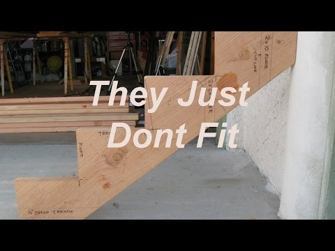 Watch This Video Before Trying to Fit Stairs in Small Spaces