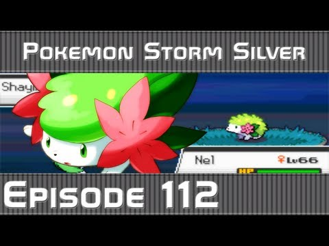 Pokémon Sacred Gold & Storm Silver - Episode 112 Catching Shaymin