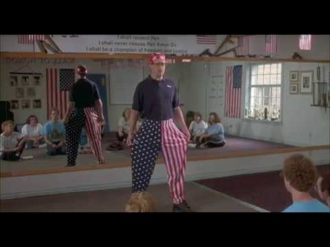 Napoleon Dynamite - You Think Anyone Wants a Roundhouse Kick to the Face...