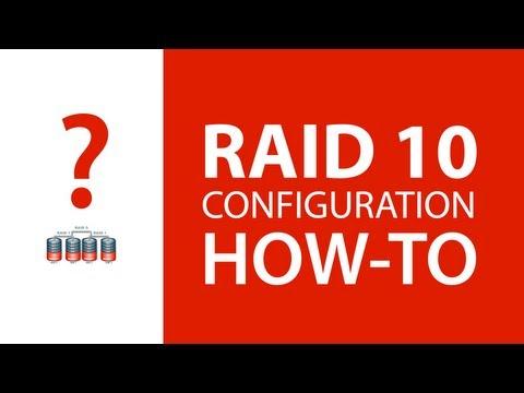RAID 10 Installation How-to Tutorial on CentOS 6.2 (64-bit)