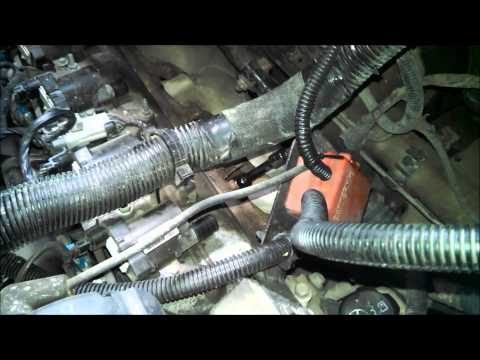 Spark Plug Replacement 06 silverado