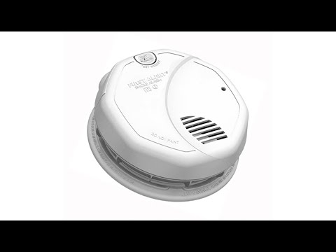 First Alert 120VAC Hardwired Photoelectric and Ionization Smoke Alarm (3120B)