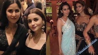 Katrina Kaif-Alia Bhatt and Karisma Kapoor-Shweta Bachchan end fight at Diwali Bash  