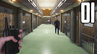 Prison Simulator - Part 1 - The Beginning
