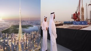 Dubai Kicks Off Construction of World