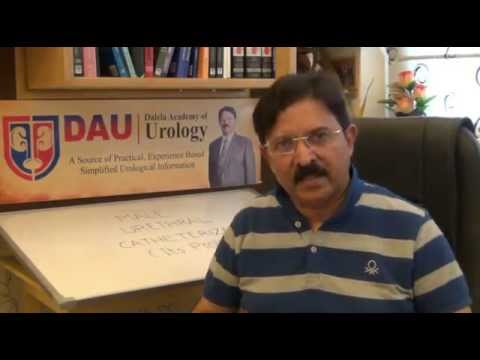 Problems immediately after Urethral catheterization & solutions