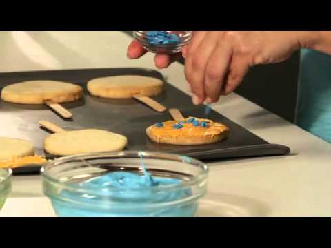 Betty Crocker's New Ideas for Sugar Cookie Decorations