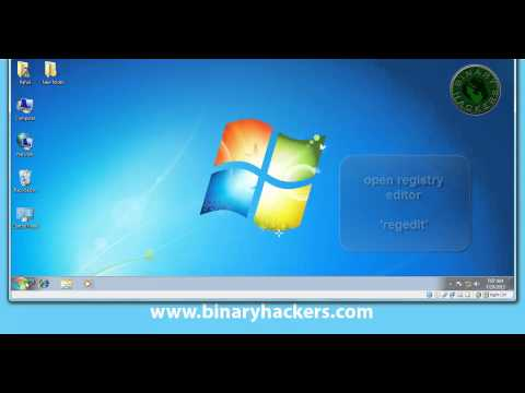 How To Change Processor Name In Windows 7