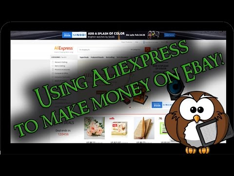 Selling on Ebay in 2017 | Learn the secret the PROs use | Aliexpress