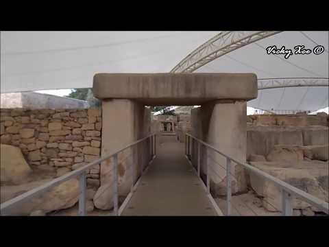 Tarxien Temple - Malta  Heritage of Malta