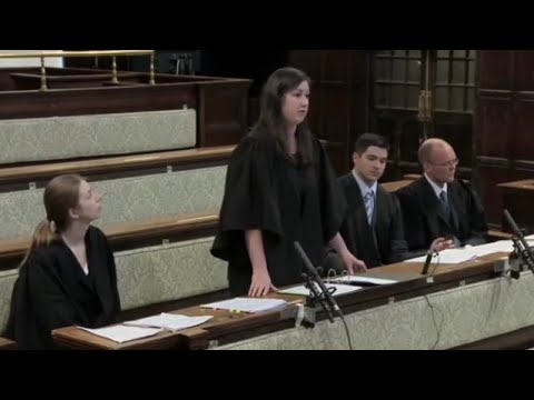 LLB Law: the value of mooting | Oxford Brookes University