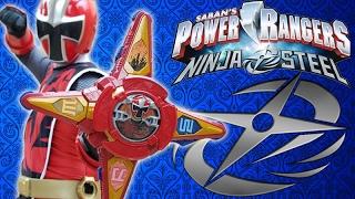 Power Rangers Ninja Steel - Live and Learn - A New Ninja