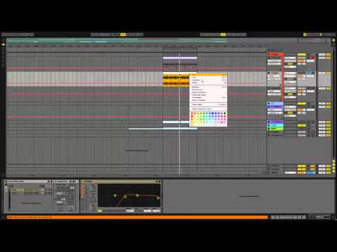 Ableton Live - How to make basic Drum and Bass: Drums