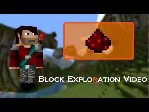 Minecraft Blocks & Items: Redstone Dust