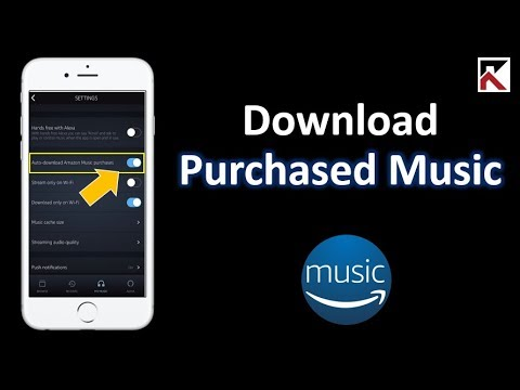How To Automatically Download Amazon Music Purchases