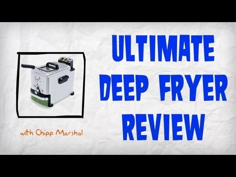 Best Deep Fryer Reviews 2015 | PERFECT Fried Food With This Top Rated Home Deep Fryer | Kitchen