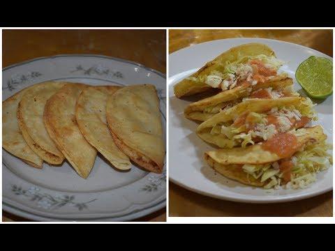 Tacos Dorados de Papa para Vender / Tacos de Papa para Negocio