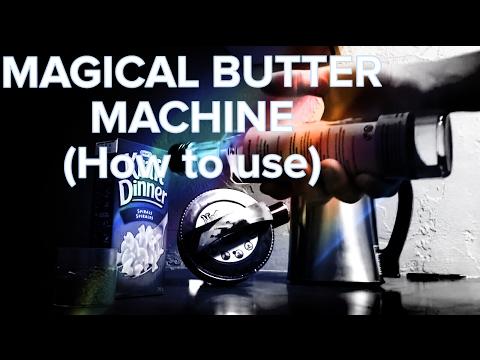 Magical Butter Machine (Coconut Oil) - Tutorial (Cannabutter Machine)