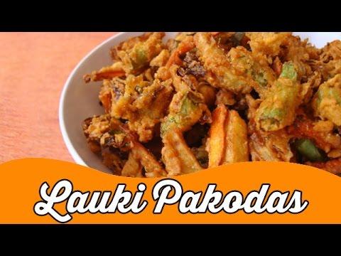 Lauki Pakodas | Navratri Special Recipes