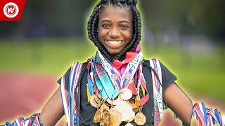 Tamari Davis   Fastest 14-Year Old On Earth