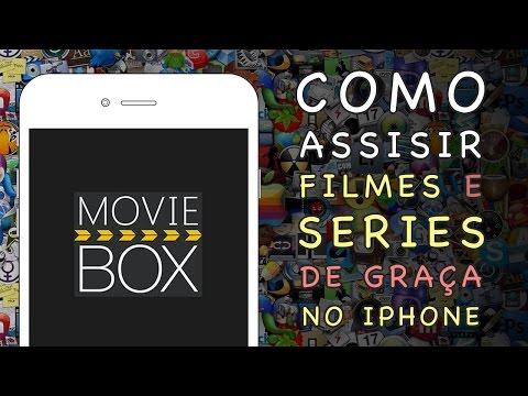 Como Instalar o Moviebox no iPhone ou iPad! Melhor que Netflix e de GRAÇA!