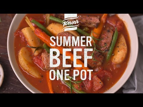 Beef One Pot |  Home made and cooked in just 15mins
