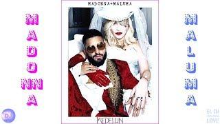 Madonna, Maluma - Medellín (Roberto Ferrari Remix)