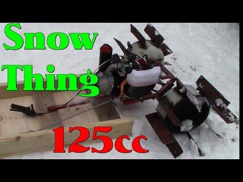 Snow Kart Thing