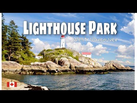 Lighthouse Park-West Vancouver, BC