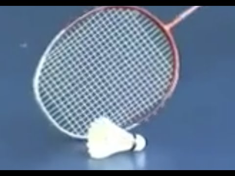 Badminton: Tips for Fresher (7) -How to pick up a shuttlecock