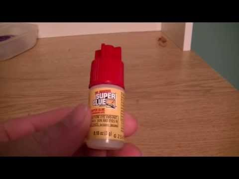 How To: Remove Super Glue
