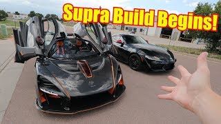 """First """"Simple"""" Mods for my 2020 Toyota Supra!"""