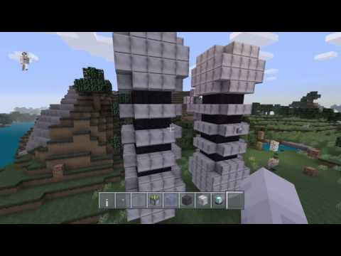 How to Build a Lightsaber in Minecraft  (With No Mods !)