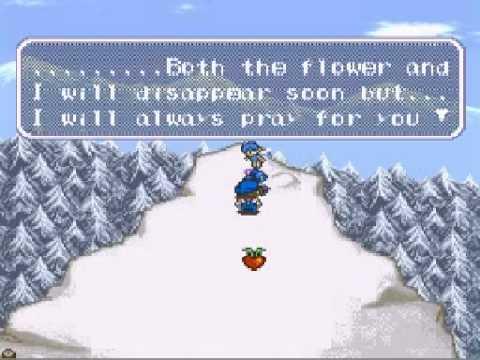 Harvest Moon Snes - Snowflower