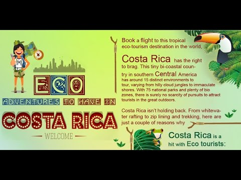 Eco Adventures to Have in Costa Rica - Travel Center UK ✈️