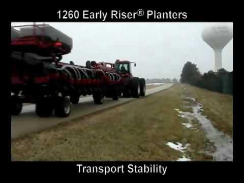 Case IH Early Riser 1260 Planter