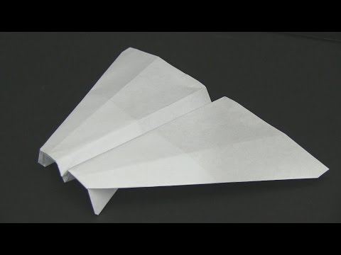 How to Make a Paper Airplane with Landing Gear