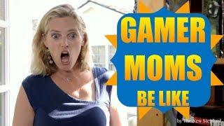 Gamer Moms Be Like With Wigwam Socks