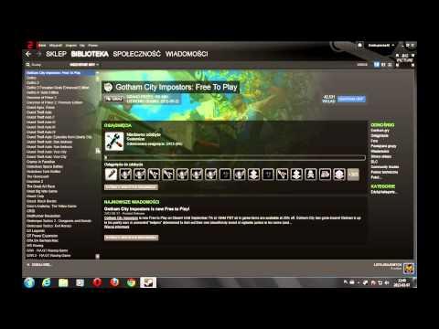Cracked Steam - Wszystkie gry Poradnik / All Games