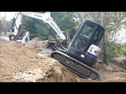 Mini Excavator - No Room for Error