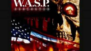 W.A.S.P. - Burning Man