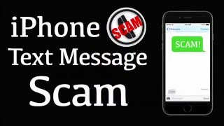 Iphone Text Message Scam Plagues New Ios 9.3.2 Beta Release April 2016. Was 9.3/9.3.1 Update Cursed?